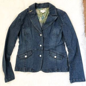 Ann Taylor Loft Denim Jacket